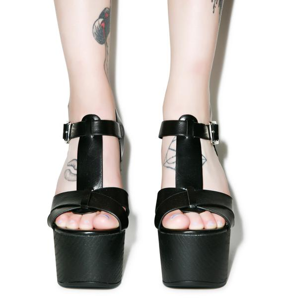 Racy Richael Platform Heels
