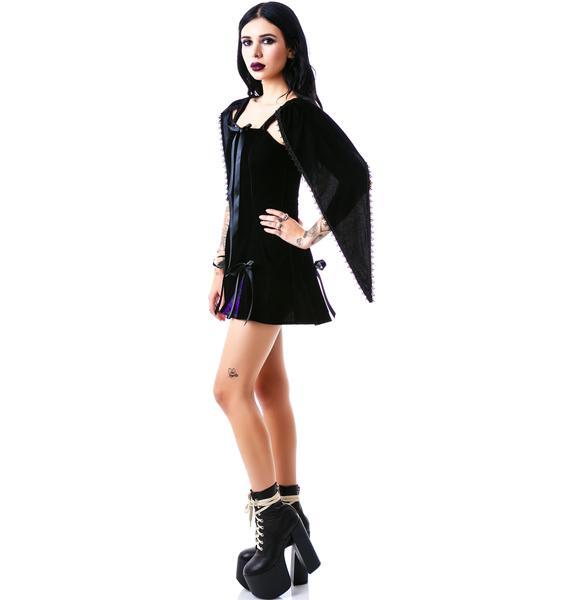 Princess Velvet Dress