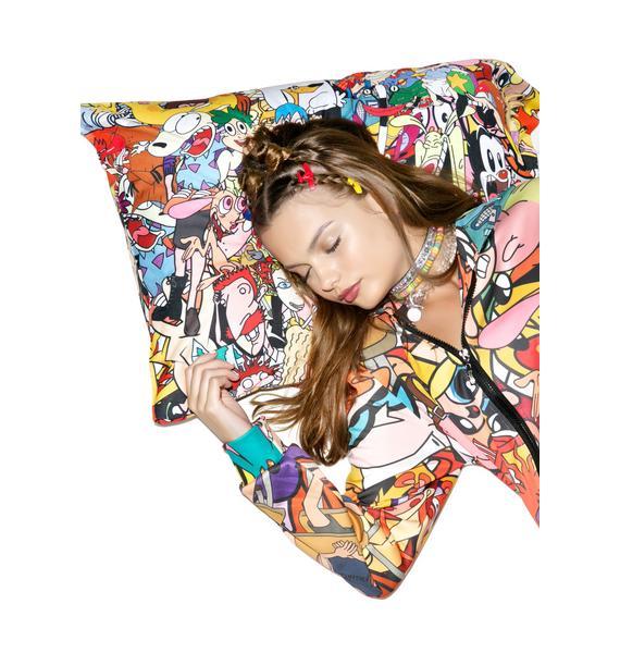Totally 90s Pillowcase