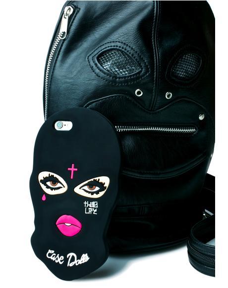 Masked Goon iPhone Case