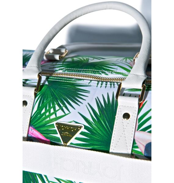 Joyrich Tropical Cruise Boston Bag
