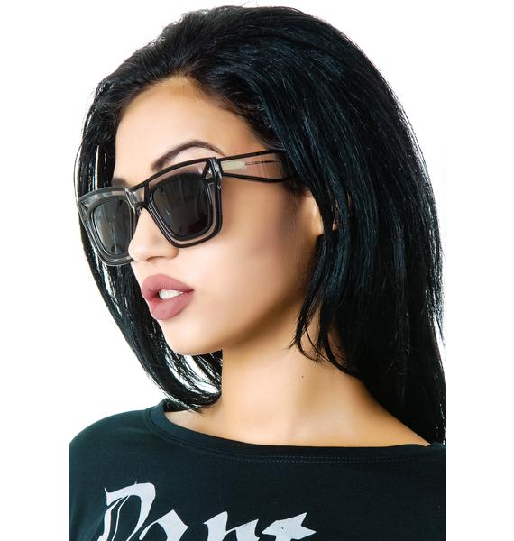 Ksubi Skeleton Sunglasses