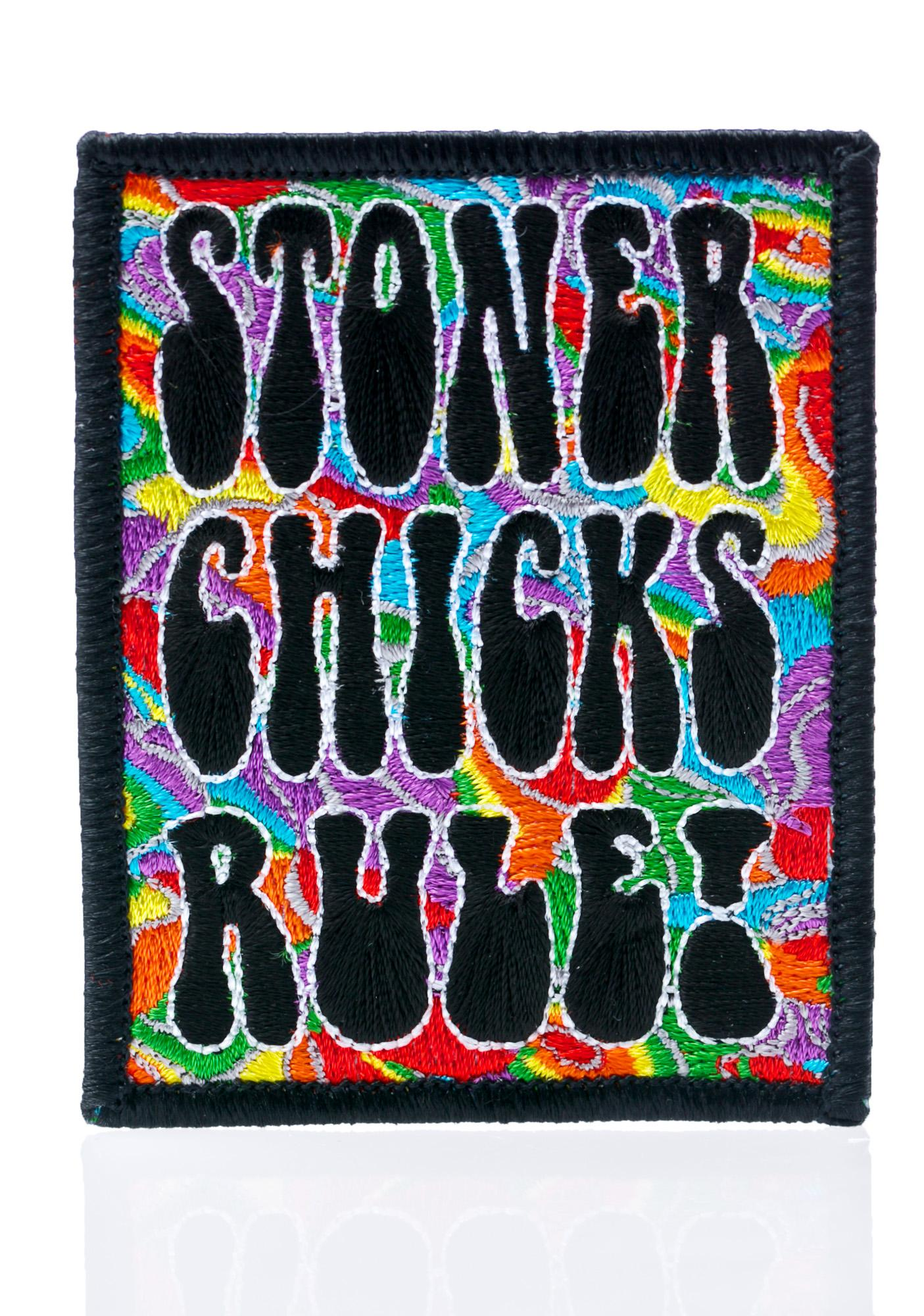 Stoner Chicks Patch