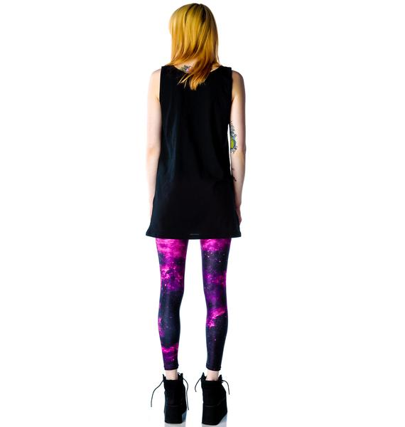 Killstar Galaxy Leggings