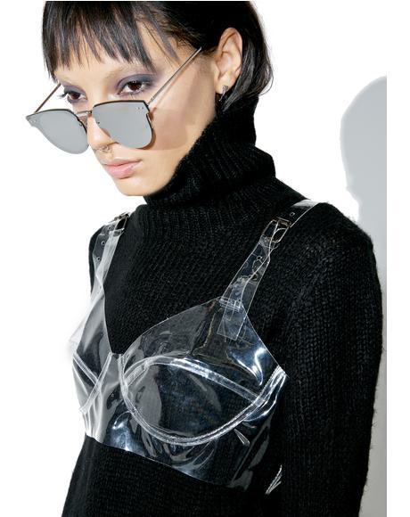 Artificial Bra Top