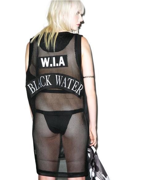 Black Water Net Tank