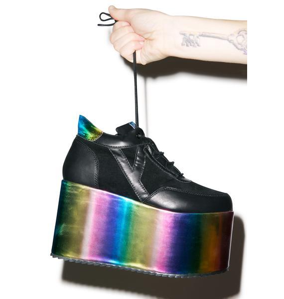 Y.R.U. Qozmo Hologram Platforms