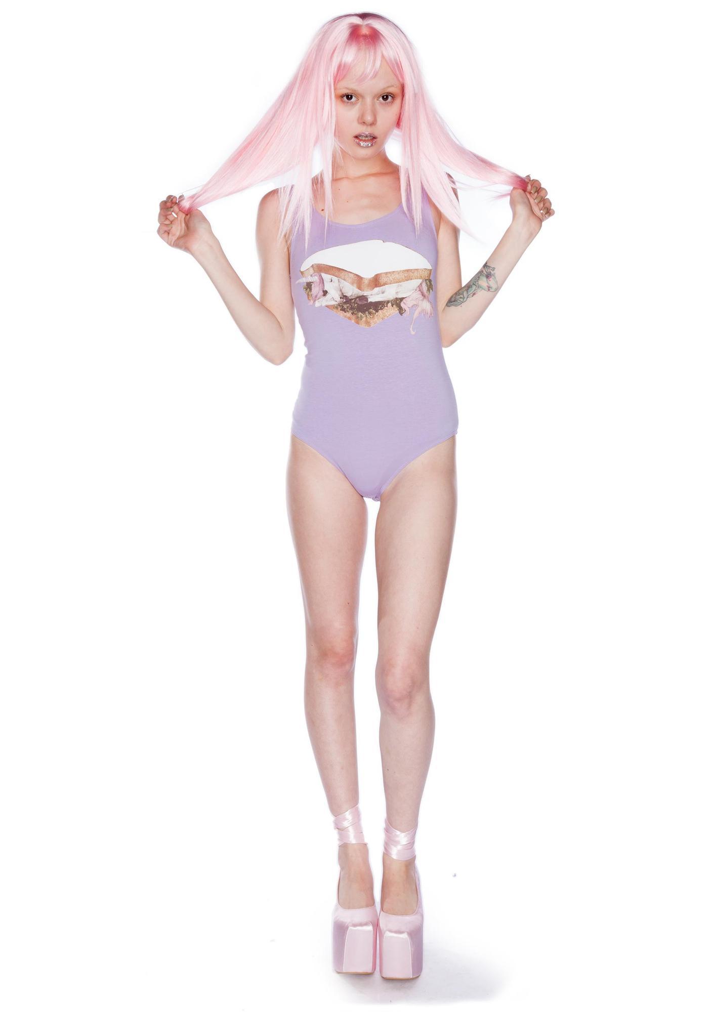 Unicorn Sandwich Bodysuit