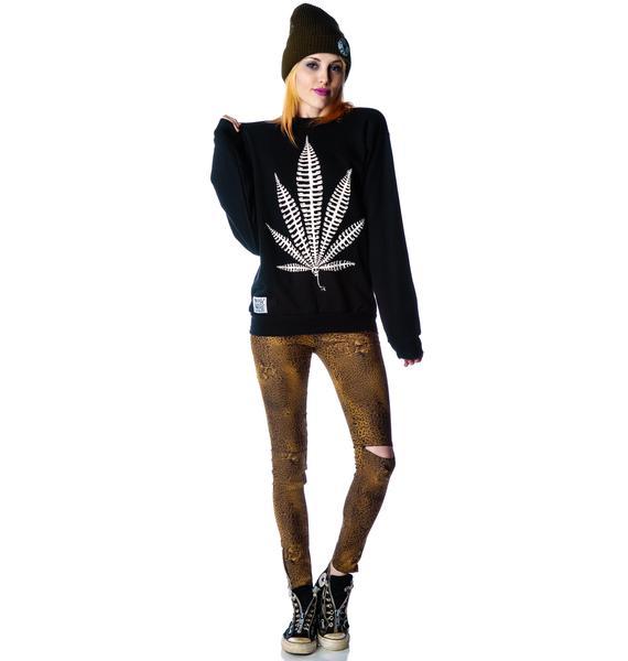 Weed Bone Sweatshirt