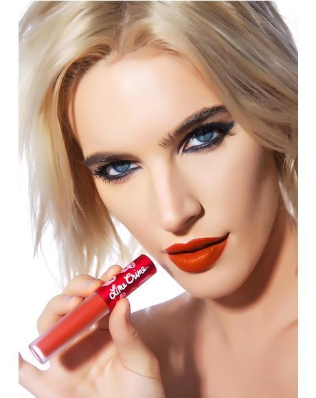 Pumpkin Velvetine Liquid Lipstick