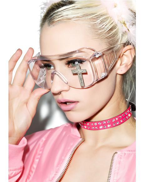 Confession Lab Goggles