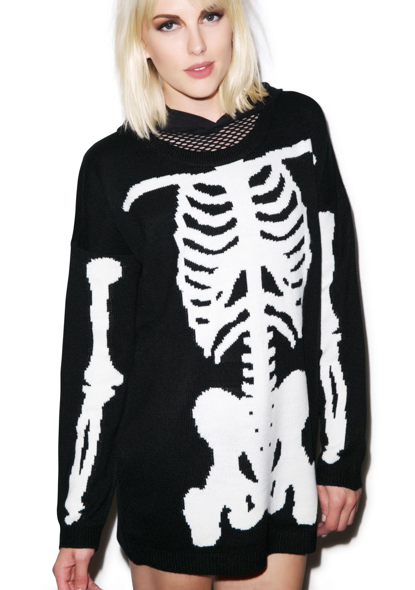 Iron Fist Wishbone Sweater