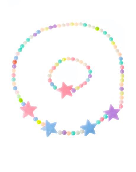 Spinny Starz Jewelry Set