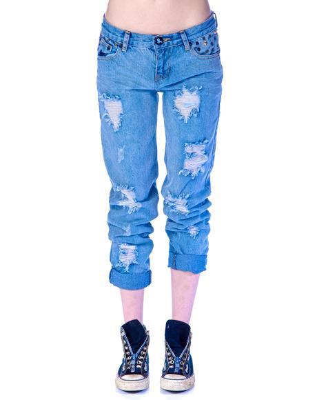 Pin Up Baggies Pants