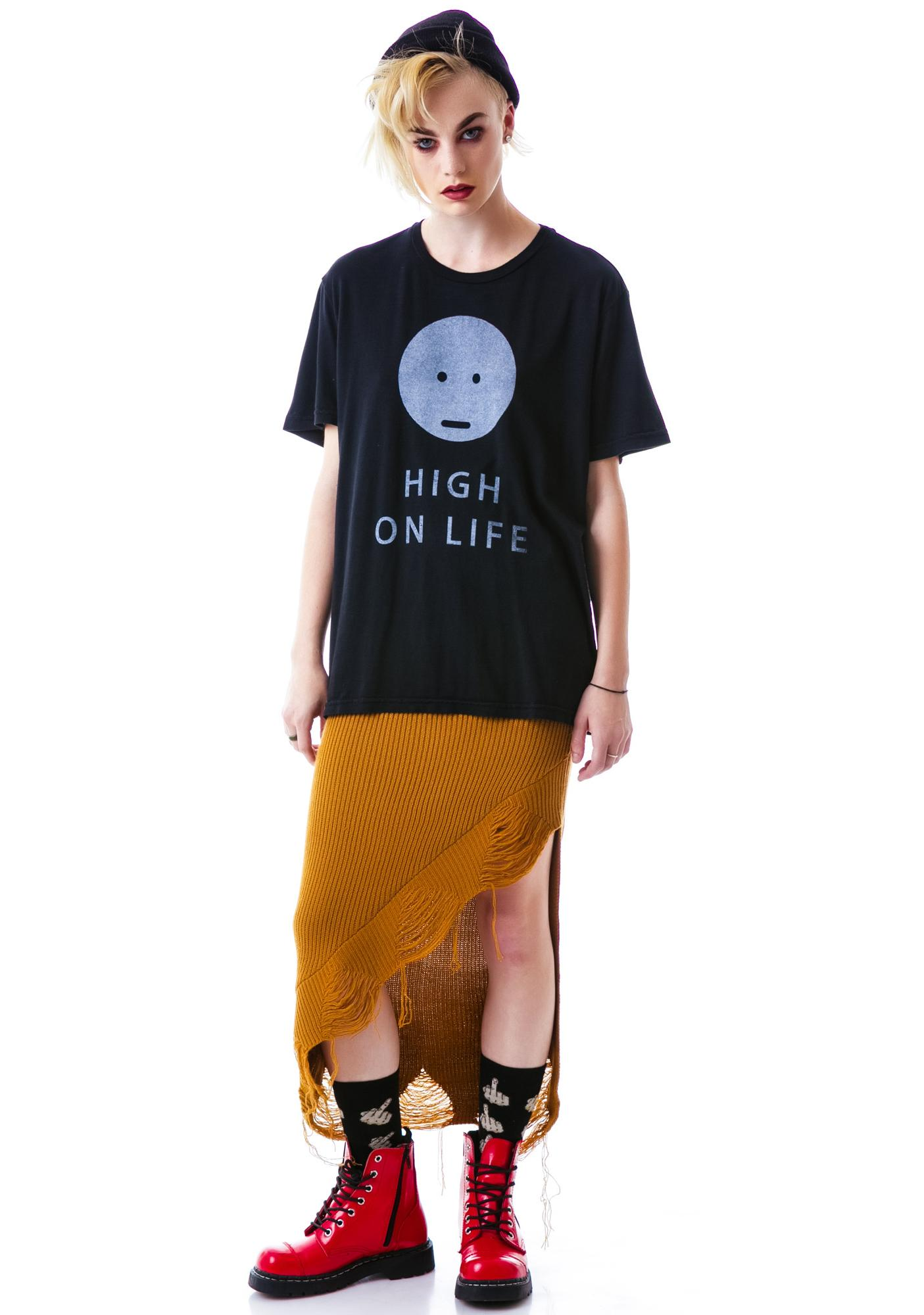 Kill City High On Life Tee