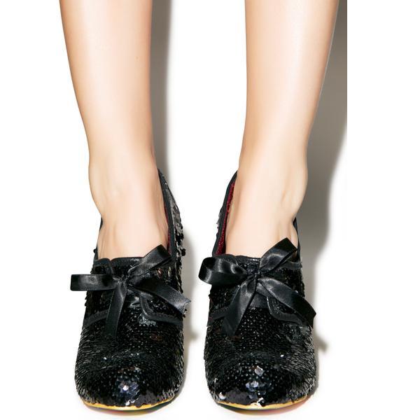Irregular Choice Disco Bunny Heels