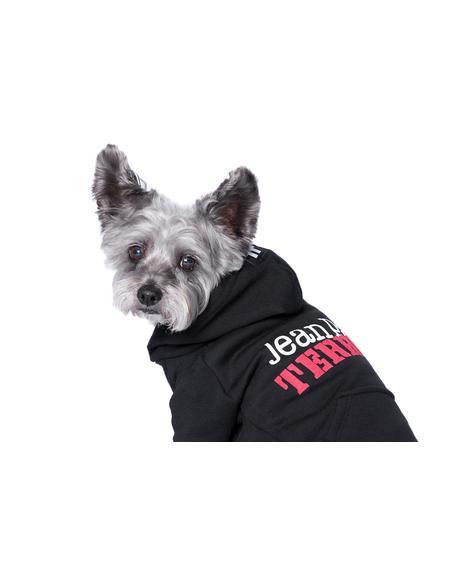 Jean Paul Terrier Dog Hoodie