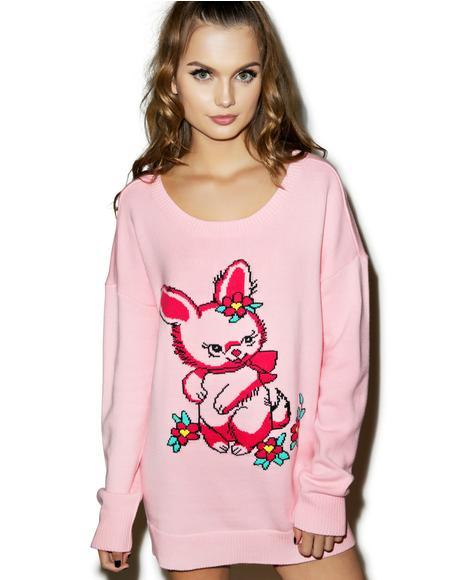 Bunny Bunch Sweater