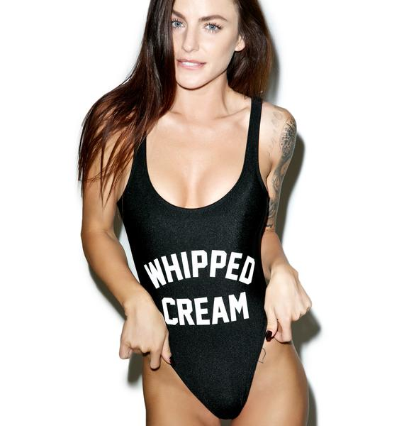 Private Party Whipped Cream Swimsuit