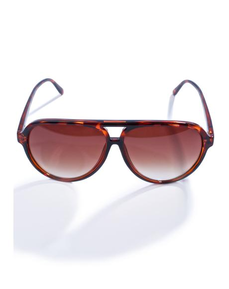 The Tortoise Nite Shift Sunglasses