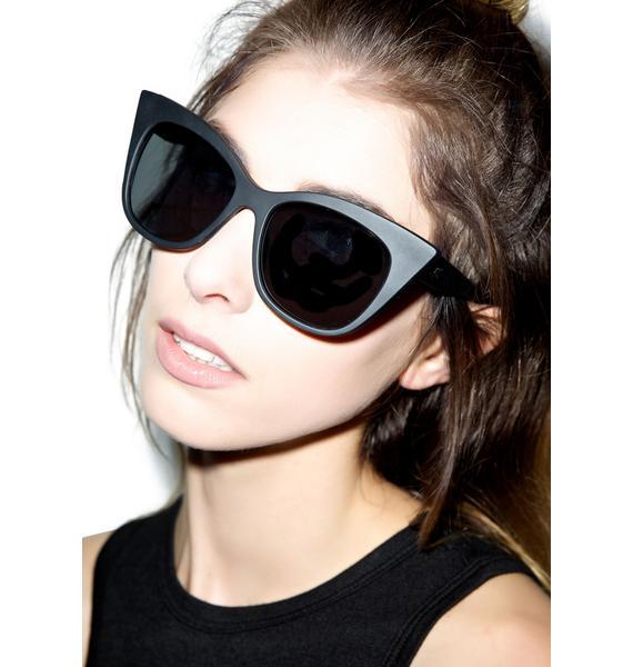 Quay Eyeware Modern Love Sunglasses
