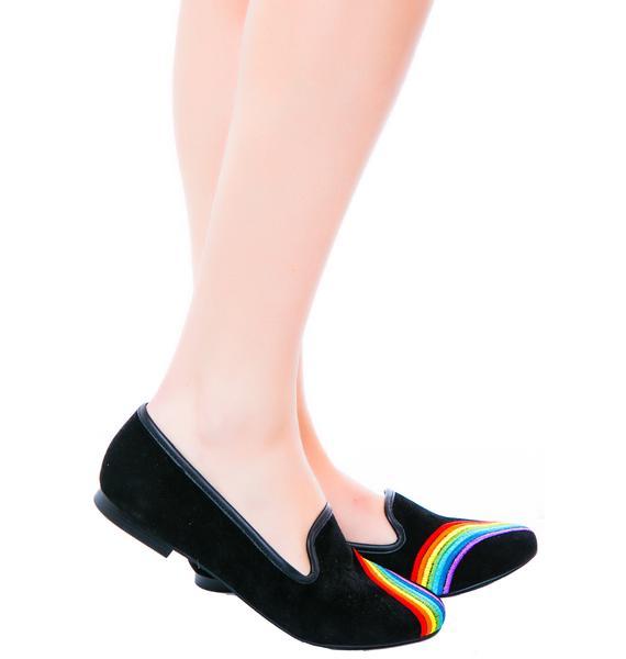 Y.R.U. Rainbow Lavish Flat
