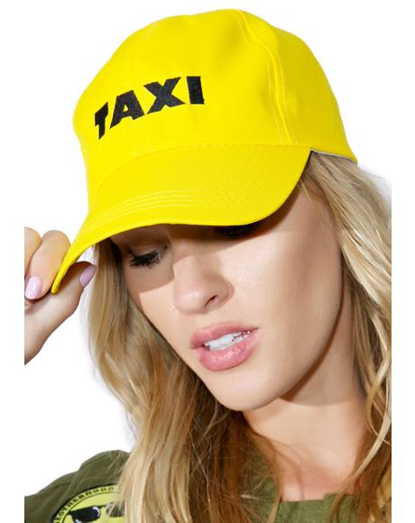 Taxi Cap