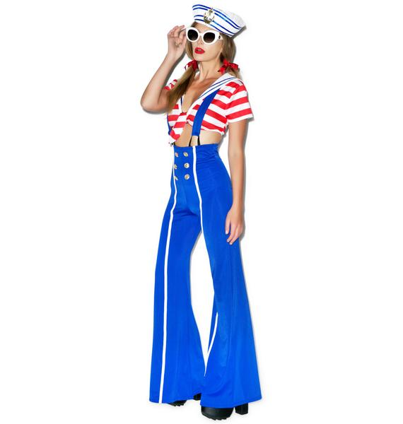 Broad In the Beam Sailor Costume