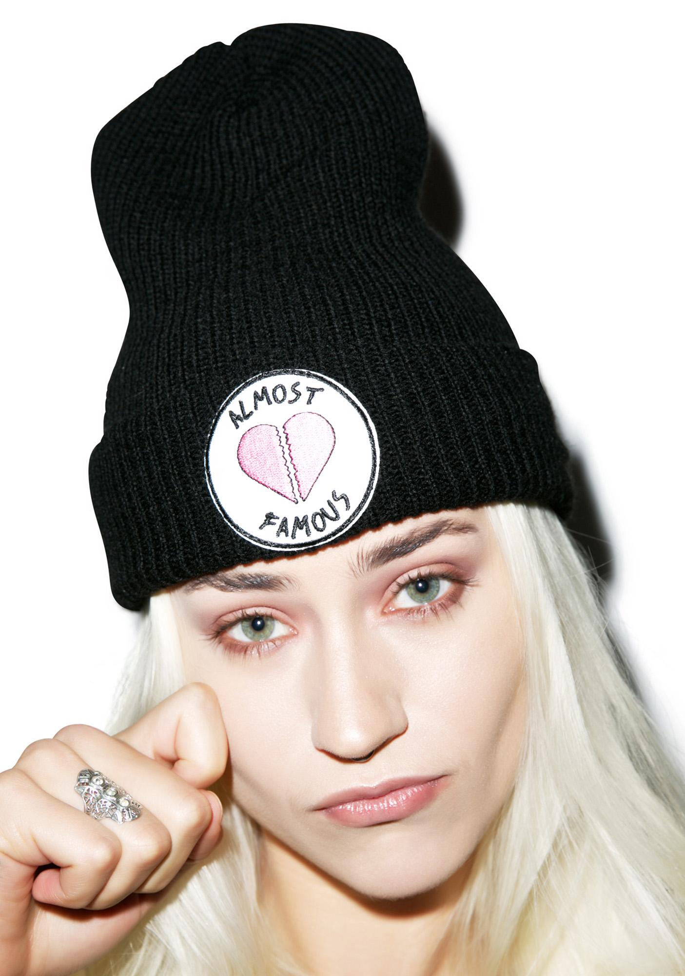 Hips and Hair Almost Famous Beanie