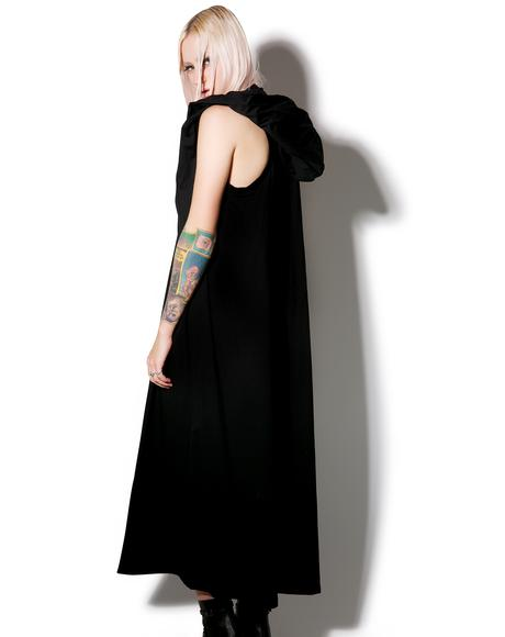 Mercy Me Hooded Dress