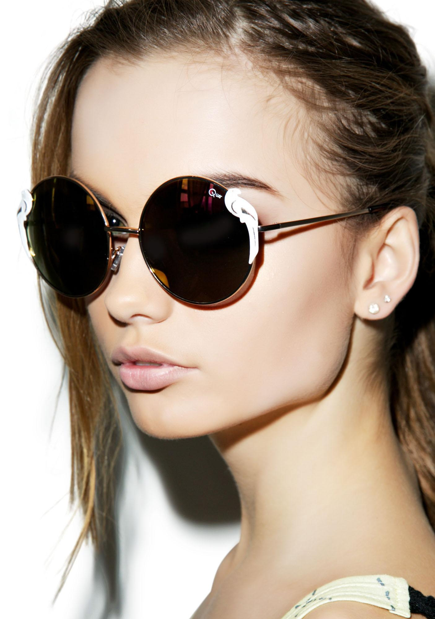 Quay Eyeware Polly Sunglasses