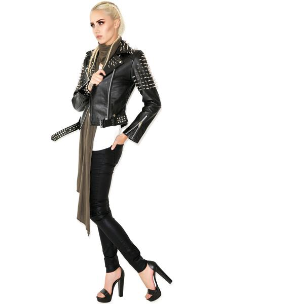 Killstar Spike Jacket