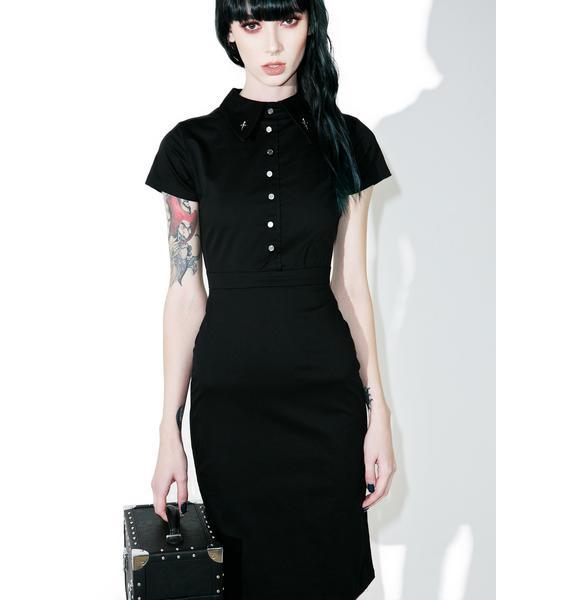Disturbia Salem Pencil Dress