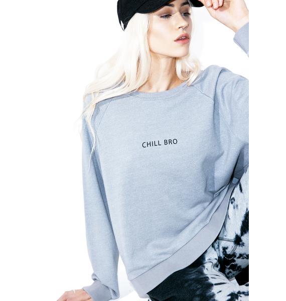 Kerol D. Chill Bro Sweatshirt