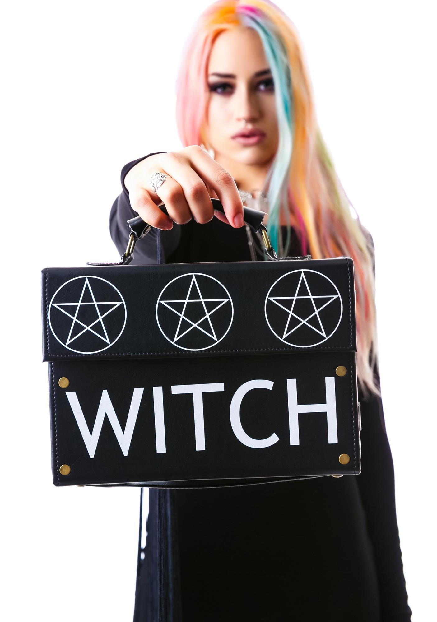Witch Box Bag