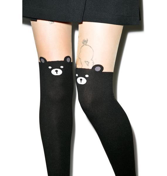 Kiyokuma Bear Tights