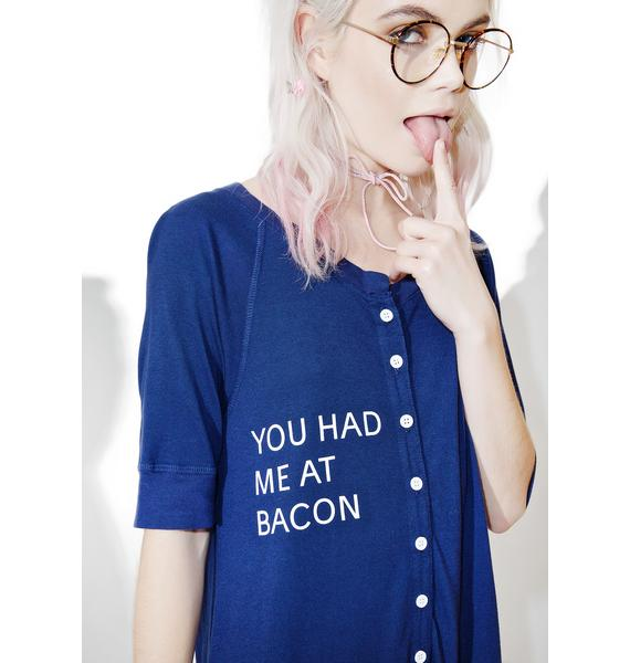 Daydream Nation Bacon Unisuit