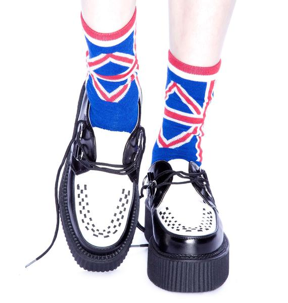 T.U.K. Rudeboy Mondo Creeper