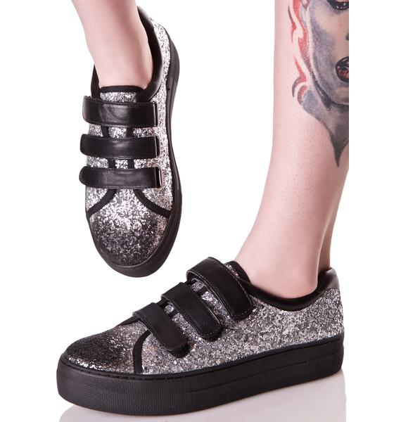 E8 by Miista Nara Sparkly Sneakers
