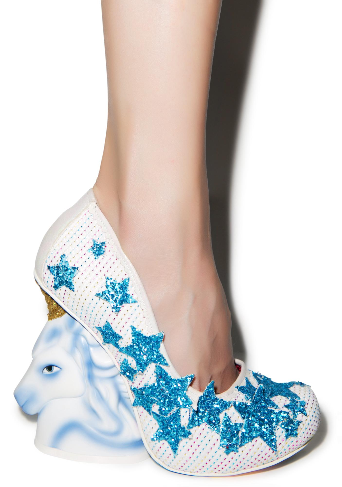 Irregular Choice The Eternal Friend Heels