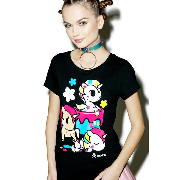 Tokidoki Painted Ponies T-Shirt