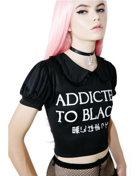 Addicted To Black Tee