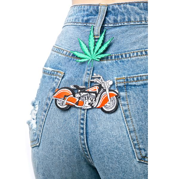 Weed Indeed Patch