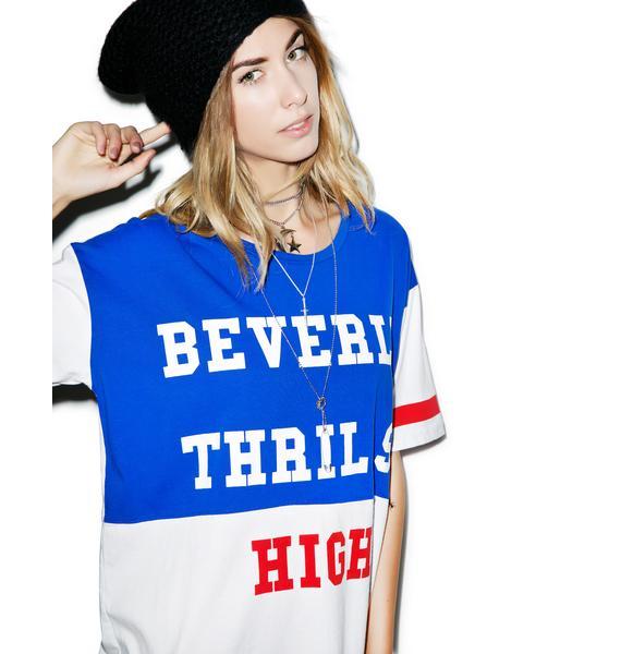 Beverly Thrills High Tee