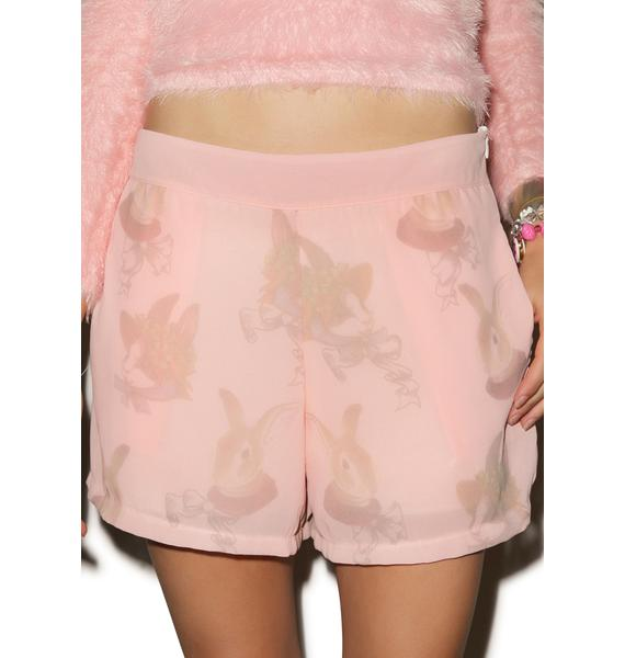 Peachy Keen Shorts