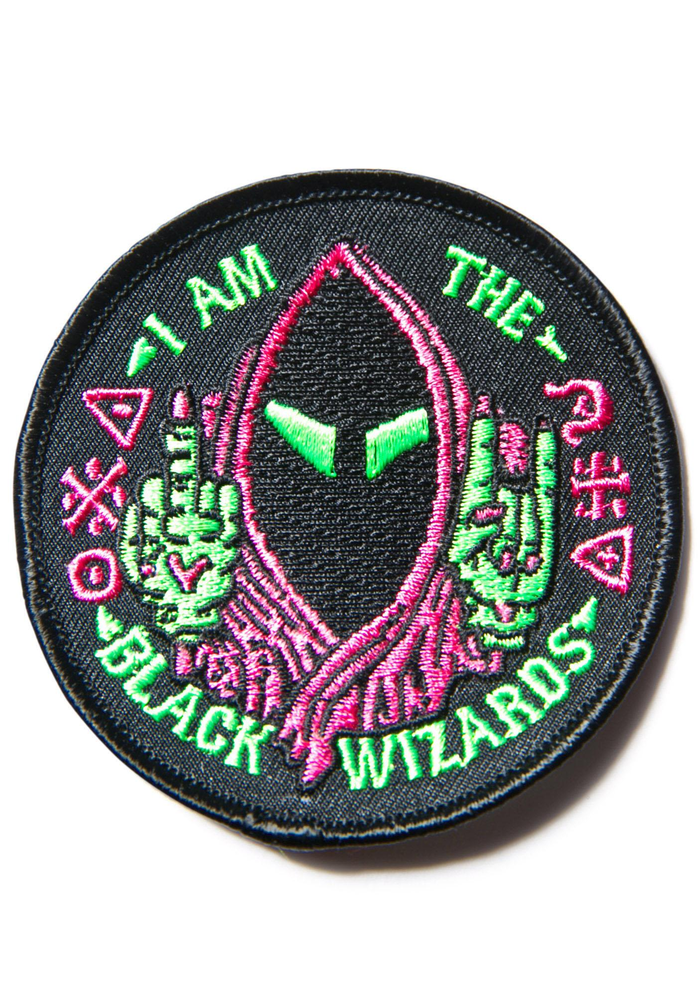 I Am the Black Wizards Patch