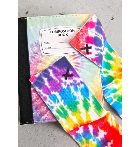 Odd Sox OG Tie Dye Socks