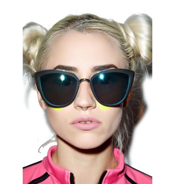 Quay Eyeware My Girl Sunglasses