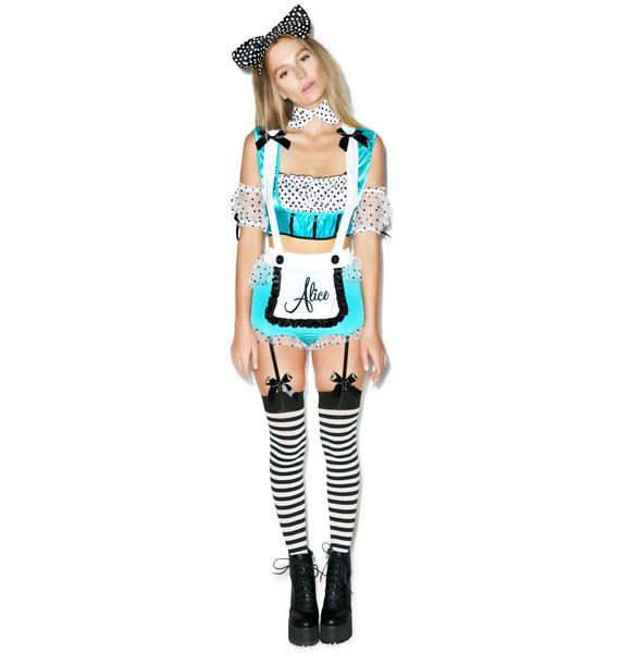 Daring Alice Costume