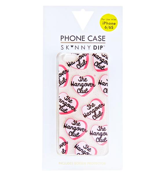 Skinnydip Hangover Club iPhone 6/6+ Case